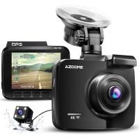 Azdome GS63H, 4K видеорегистратор с камерой заднего вида - фото