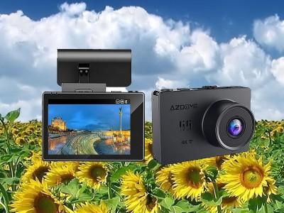 Обзор видеорегистратора Azdome M10