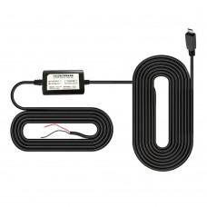 Адаптер питания для прямого подключения видеорегистратора к сети автомобиля с выходом micro USB - фото