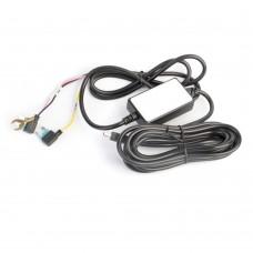 Монтажный комплект для прямого подключения видеорегистратора к сети автомобиля с выходом mini USB - фото