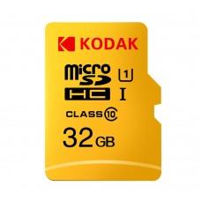 Kodak, карта памяти десятого класса 32 Gb - фото
