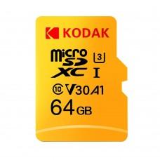 Kodak, карта памяти десятого класса 64 Gb - фото