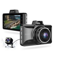 Azdome M01 Pro, видеорегистратор с камерой заднего вида - фото