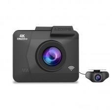 Azdome M06P, 4K видеорегистратор с камерой заднего вида - фото