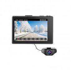 Azdome M10, 4K видеорегистратор с камерой заднего вида - фото