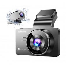 Azdome M63, 4K видеорегистратор с камерой заднего вида - фото