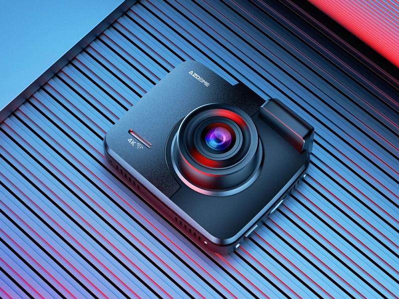 Azdome GS63H: WiFi, GPS, WDR, две камеры